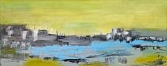 Nr. 403 Acryl auf Leinwand (50x20)