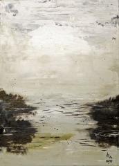 Nr. 602 Acryl auf Leinwand (50x70)
