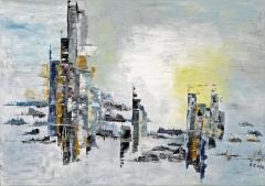 Nr. 801 Acryl auf Leinwand (100x70)